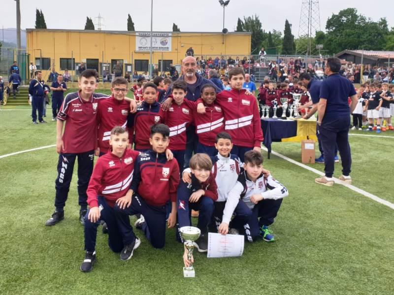 """5b0975aa4 Don Bosco Calcio » Esordienti 2007: 5° posto alla """"Città di Sarzana Cup"""""""